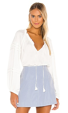All Tucks Bodysuit Free People $78