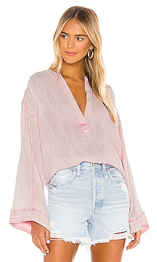 Anguilla Washed Pullover Free People $98