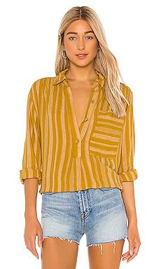 Summer Breeze Stripe Button Down Free People $108