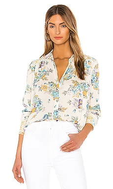 Hold On To Me Printed Top Free People $55