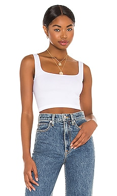 Scoop Neck Crop Top Free People $20