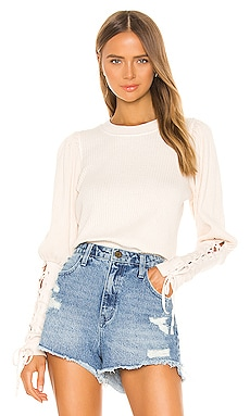 T-SHIRT TASHA Free People $48