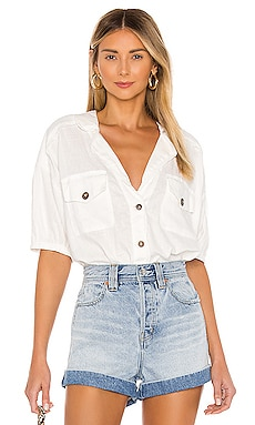 So-Fari Bodysuit Free People $78 BEST SELLER