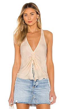 МАЙКА НА БРЕТЕЛЯХ IN A CINCH Free People $48