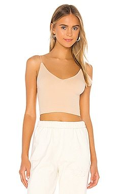 Ribbed V-Neck Brami Free People $20 BEST SELLER