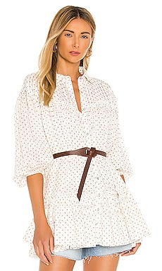 MINIVESTIDO FULL SWING Free People $98