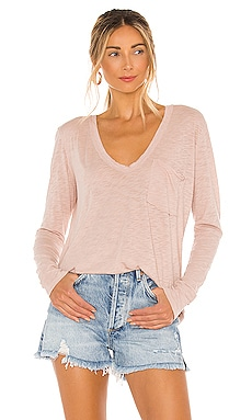 T-SHIRTS MANCHES LONGUES BETTY Free People $38 BEST SELLER