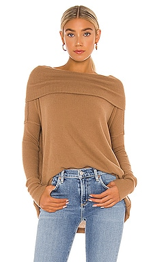 Juicy Long Sleeve Top Free People $78 NUEVO