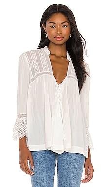 РУБАШКА ESME Free People $45