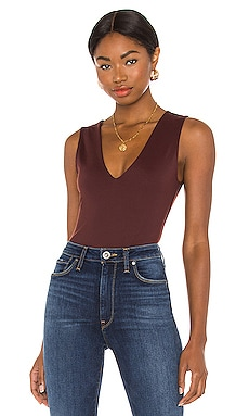 X REVOLVE Keep It Sleek Bodysuit Free People $58