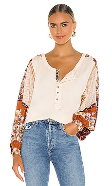 Light Magic Henley Free People $98