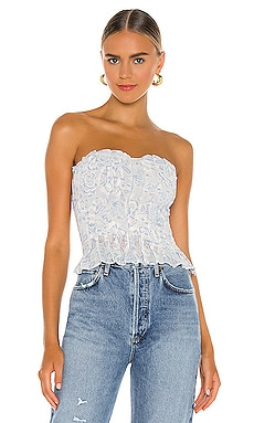 Brighter Mornings Tube Top Free People $98