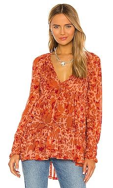 Dark Romantic Tunic Free People $128