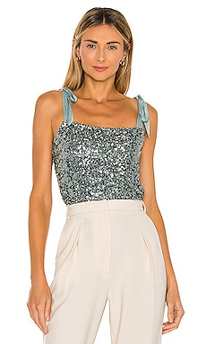 CARACO HEY GIRL SEQUIN Free People $68
