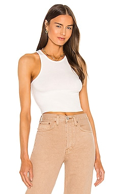 TOP CORTO HIGH NECK Free People $20