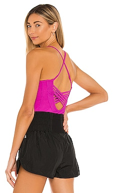 X FP Movement Looking Heavenly Tank Free People $58 NEW