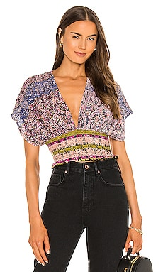 Next Vacation Top Free People $78 NUEVO