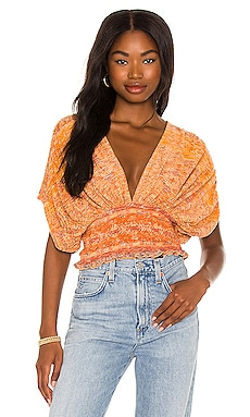 Next Vacation Top Free People $78