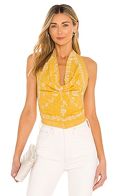 TOP HALTER HOWS IT GOING Free People $88