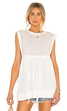 Bella Babydoll Top Free People $108