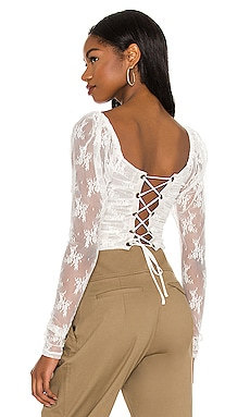 Totally Irresistible Top Free People $61