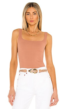 CARACO SQUARE SEAMLESS ONE Free People $30