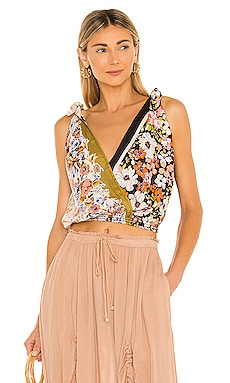 Tied To You Tank Free People $78 BEST SELLER