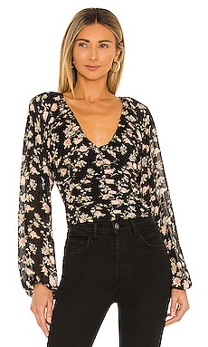 New Final Rose Blouse Free People $59