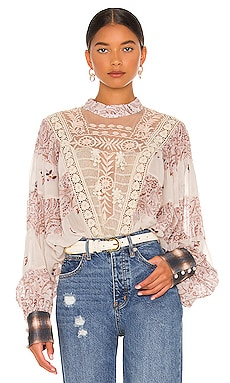 Fiona Top Free People $228 NEW