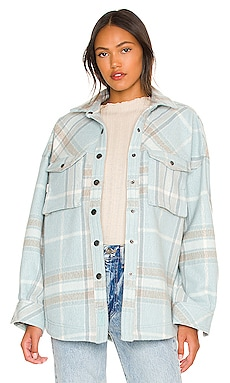 Cabin Cozy Button Down Free People $198 NEW