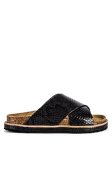 Sidelines Footbed Sandals Free People $78