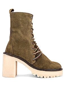 Dylan Lace Up Boot Free People $178 BEST SELLER