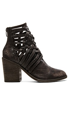 Free People Carrera Bootie in Black