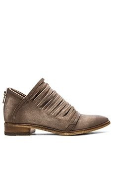 Free People Lost Valley Ankle Boot in Grey