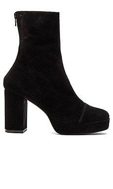 Day For Night Platform Boot in Black