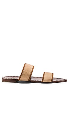 Oaklyn Sandal en Naturel