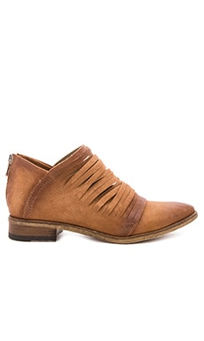 Free People Lost Valley Booties in Tan