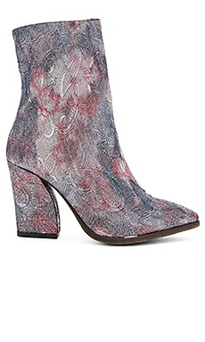 Mystic Charms Bootie in Silver