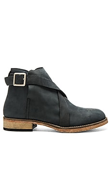 Free People Las Palmas Ankle Bootie in Black