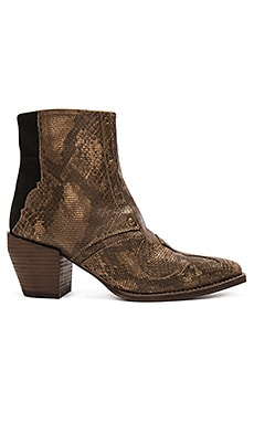 Nevada Thunder Ankle Bootie