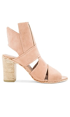 Effie Block Heel in Pink