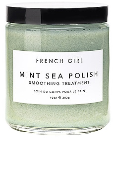 Mint Sea Polish Smoothing Treatment French Girl $40