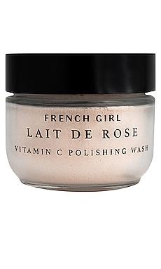 NETTOYANT LAIT DE ROSE French Girl $42