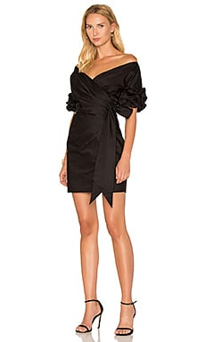 x REVOLVE Issa Wrap Dress FAME AND PARTNERS $98