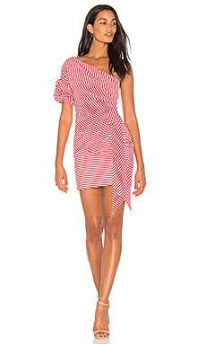 x Revolve Stripe Dress FAME AND PARTNERS $103