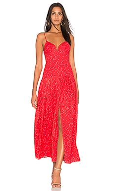 x Revolve Maxi Dress FAME AND PARTNERS $156