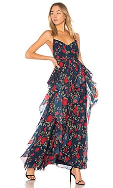 ROBE MAXI THE QUEEN ANN