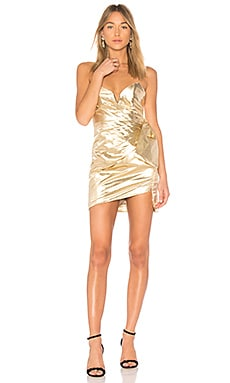 X REVOLVE Collins Dress FAME AND PARTNERS $189