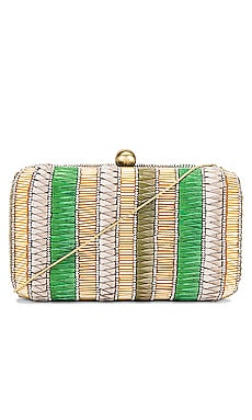Andromeda Box Clutch From St Xavier $102