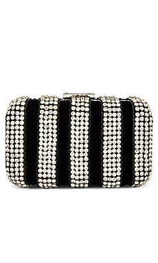 x REVOLVE Crystal Box Clutch From St Xavier $140